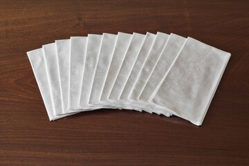 atextile180 collection of napkins